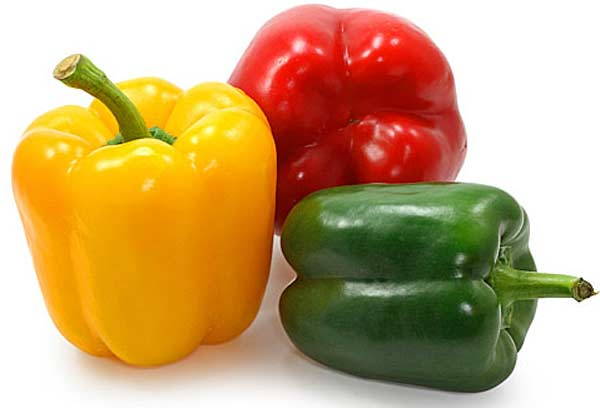 Fresh Bell Pepper (Color Capsicum)